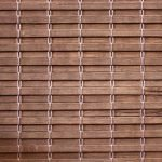 Woven Bamboo Walnut material swatch